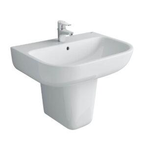 Chậu rửa mặt INAX L-298V/L-298VC - Treo tường
